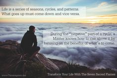 From my eBook Transform Your Life With The Seven Sacred Flames #meditation #mindfulness