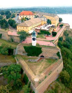 Petrovaradin, Novi Sad