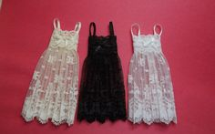 Miniature Dollhouse Nightgown. Dollhouse Bedroom Accessories. Dollhouse Clothes. Handmade Dollhouse Clothes .…