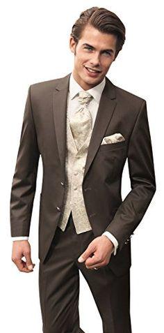 Hochzeitsanzug Wilvorst, braun, Faconnéstreifen, Slimline Größe 58 Wilvorst http://www.amazon.de/dp/B00OWWRFGO/ref=cm_sw_r_pi_dp_k1rQwb055WTYE