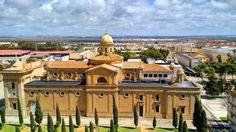 Panteón de Marinos Ilustres. San Fernando. Cádiz. Spain. Foto: Sebastian Aguilar. San Fernando Cadiz, Taj Mahal, Mansions, House Styles, Building, Travel, Home, Monuments, Islands