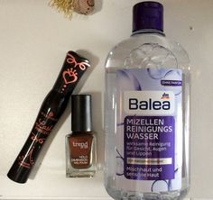 Make-up and Fashion Obsession: First Impressions/Kurz Reviews: Essence, trend it ...