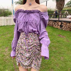 Chiffon ruffle floral skirt women casual mini skirt high waist beach b – cuteshoeswear dress to skirt refashion scallopped skirt fancy skirts outfits casual skirts #skirtshirt #skirtlace #skirtfashion #womensskirtsoutfits Fancy Skirts, Casual Skirts, Cute Skirts, Mini Skirts, Aesthetic Clothing Stores, Aesthetic Clothes, Cute Skirt Outfits, Female Girl, Chiffon Ruffle