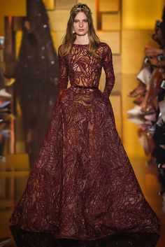 Elie Saab - Fall 2015 Couture - Look 48 of 58?url=http://www.style.com/slideshows/fashion-shows/fall-2015-couture/elie-saab/collection/48