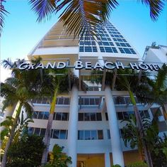 Our weekend starts here…where are you headed to this weekend? #grandbeachmiami #weekend Thank you to @daniellunelli for sharing this photo with us. http://www.miamihotelgrandbeach.com/