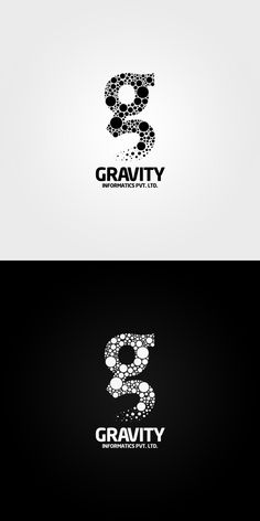 gravity Logo | #corporate #branding #creative #logo #personalized #identity #design #corporatedesign repinned by www.BlickeDeeler.de | Visit our website www.blickedeeler.de/leistungen/corporate-design/logo-gestaltung