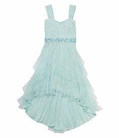 Rare Editions 716 Hilowhem Dress Dillards Tween Party Dresses For Tweens Cotillion