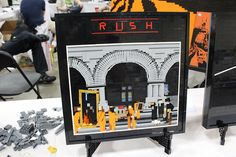 This is the most awesome Lego creation I've ever seen