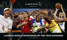 The Laureus World Sports Awards were established in 1999 by the Laureus Sport for Good Foundation founding patrons Daimler and Richemont and supported by its global partners Mercedes-Benz and IWC Schaffhausen Sports Awards, Andy Murray, Best Foundation, Latest Sports News, Lebron James, Ronaldo, Mercedes Benz, Iwc, Entertaining