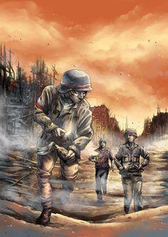 Little Freedom Fighter - Warsaw Uprising by Yanosik on DeviantArt