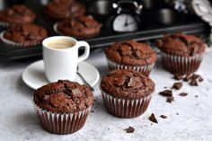 Posts about Muffin written by Lélekdesszert/Sütigolyó Cupcake Recipes, Baking Recipes, Cake Cookies, Cupcakes, Muffins, Deserts, Food And Drink, Sweets, Eat