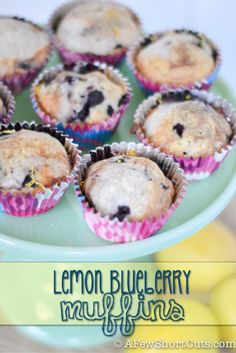 lemon blueberry muffins recipe #lemon #blueberry #muffins #recipe http://homemade-gift.org/lemon-blueberry-muffins-recipe/