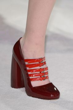 Fall 2015 Shoe Trends On the Runways - Fall 2015 Fashion Trend Report