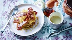 Gluten-free American buttermilk pancakes