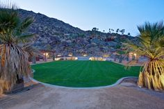Private outdoor amphitheater and venue for a wedding or sit down dinner party.  Gorgeous for the wedding ceremony or the party afterwords!