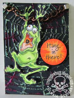 Creepy Glowbugg: 2012: My creative year in review