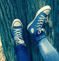 #chucktaylor Made by Lauren