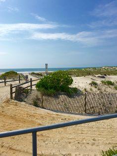 Ocean City New Jersey board walk