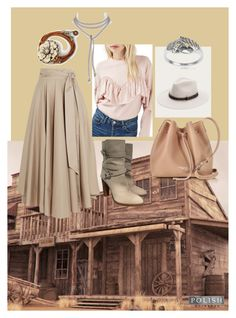 """""""skirt"""" by moestesoh ❤ liked on Polyvore featuring TIBI, Gianvito Rossi, Topshop, Frye, Lancaster, Sweet Romance, Jules Smith and Journee Collection"""