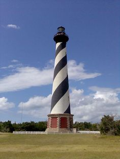 Tallest Lighthouse, Cape Hatteras