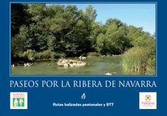 Paseos por la Ribera de Navarra, rutas balizadas para realizar a pie o en BTT http://blgs.co/pJ72UC