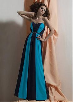 10f15af7bb55 Buy discount Alluring Chiffon Sweetheart Neckline Natural Waistline A-line Bridesmaid  Dress at Ailsabridal.com