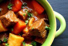 Steak and Stout Stew (aka Guinness Stew)
