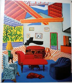 alfiusdebux: David Hockney