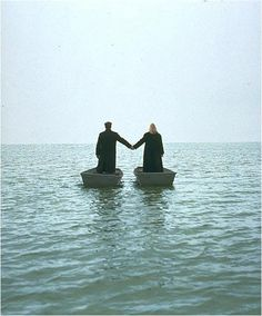 we are human we are not meant to be islands. we need others. Creative Photography by Geof Kern