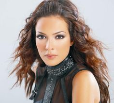 Nadine Njiem - Beautiful Lebanese actor
