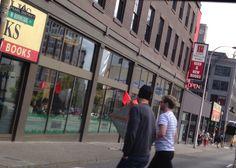 Powell's Bookstore Visit Portland, New Books, Street View