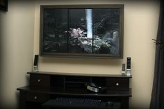 This Triple Monitor Battlestation is AMAZING.- Imgur