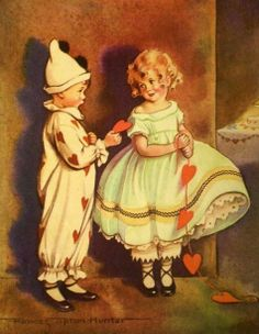 Illustration de Frances Tipton Hunter