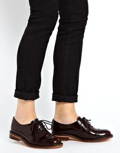 ASOS MOLOKO Leather Brogues. I really want these shoes.. but 50 pounds is a bit steep for an online purchase.