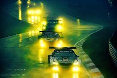 No es sólo una carrera, para conseguir la victoria mantener el ritmo, frenazos y mucha concentración #24hNurburgring