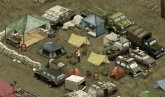 Want to know more about The Walking Dead's social Facebook game? Hows an interview with it's creator's sound?