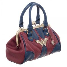 Do you need another bag? Probably not. But this isn't just any bag—no, this bag looks like it was made out of Wonder Woman's costume. Clearly, you can't carry your stuff around without it.    Wonder W