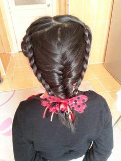 #kızım #saçı