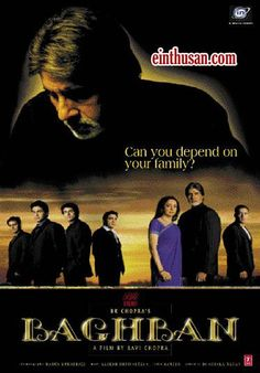 Baghban Hindi Movie Online - Amitabh Bachchan, Hema Malini, Salman Khan and Mahima Chaudhary. Directed by Ravi Chopra. Music by Aadesh Shrivastav. 2003 [U] Blu-Ray w.eng.subs