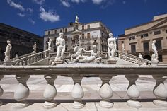 La piazza Pretoria di Palermo | Flickr - Photo Sharing!