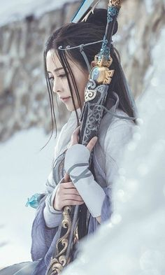 Guerrera mongola