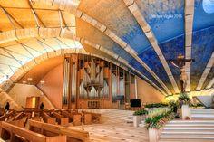 Nuova Chiesa di San Pio San Giovanni Rotondo Foggia #TuscanyAgriturismoGiratola