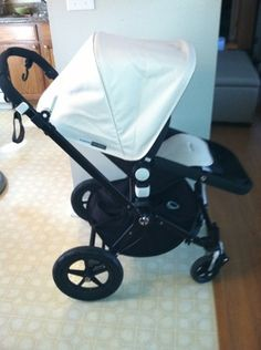 ALL black special edition 2011 bugaboo cameleon for Sale in Seattle - OfferUp Bugaboo Cameleon, White Canopy, Granddaughters, Donkey, All Black, Buffalo, Seattle, Baby Strollers, Old Things