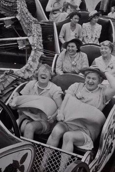 """""""You can choose to live your life with the joy of the front row or solemness of the third row. The choice is yours."""""""
