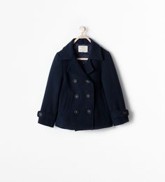 Image 1 of DOUBLE BREASTED JACKET from Zara