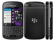 BlackBerry Q10 Černý - SKLADEM!