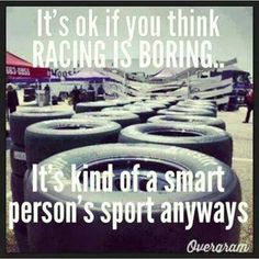 Dirt track racing! Love this :)
