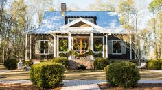 If you've picked the perfect small town for retirement living but are striking out with the available real estate, this might be just the solution. We