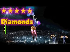 Just Dance 2015 - Diamonds - Stars Just Dance Kids, Dance 2015, Broken Video, Dance Parties, Dance Games, School Videos, Brain Breaks, Dance Videos, Dancing