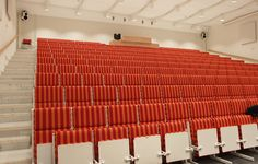 Old Campus: 70s Interior